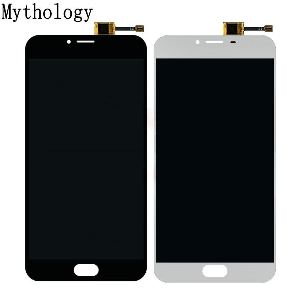 La mythologie Tactile Panneau D'affichage Pour Mei zu U20 Meilan U20 U680A U685C U685M U685Q U685H Mobile Téléphone Tactile Écran LCD