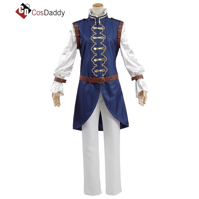 CosDaddy My Hero Academy cosplay costume ED Prince Suit