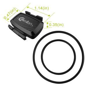 Image 5 - Fahrrad zubehör Bike Cadence Tacho sensor Radfahren Bluetooth 4,0 ANT indoor Spinning kadenz ausbildung Meilan C1