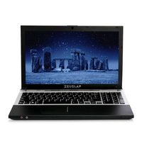 ZEUSLAP 15.6inch Intel Core i7 CPU 8GB+64GB+750GB 1920*1080P FHD WIFI Bluetooth DVD-ROM Windows 7/10   Laptop   Notebook Computer