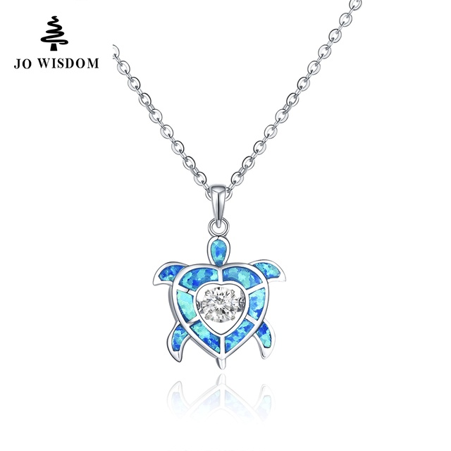 JO WISDOM Birthstone Diamond Natural Topaz Pendant Necklace Women Healing  Crystals Necklaces For Women Valentineu0027s Day