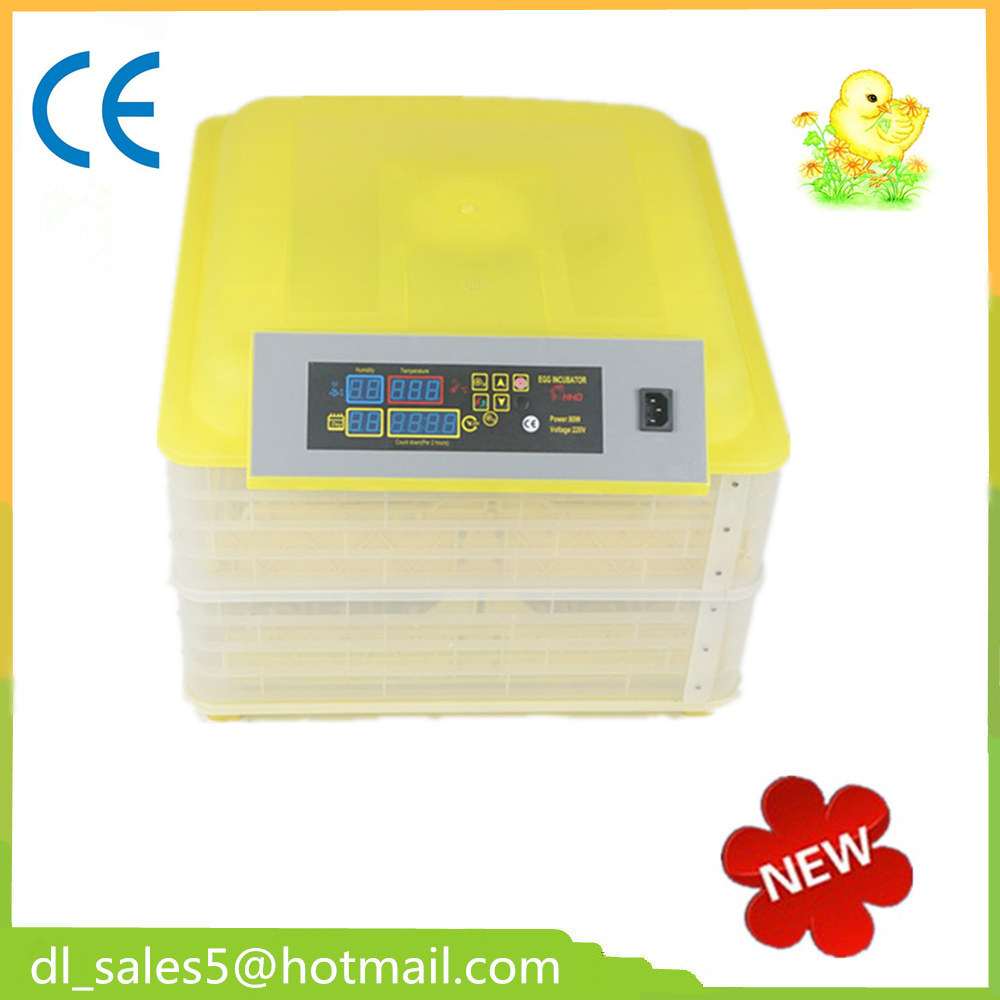 96 Mini Chicken Egg Incubators Sale Turning Motor Control Tray Automatic for Duck Pigeon Quail Parrot Incubation top sale household farm egg incubators 24 egg incubators for led display turner for sale