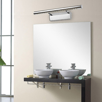 Led Mirror Light Wall Front Lamps Bathroom Light 1 Piece 3W 5W 7W Samsung Chip SMD