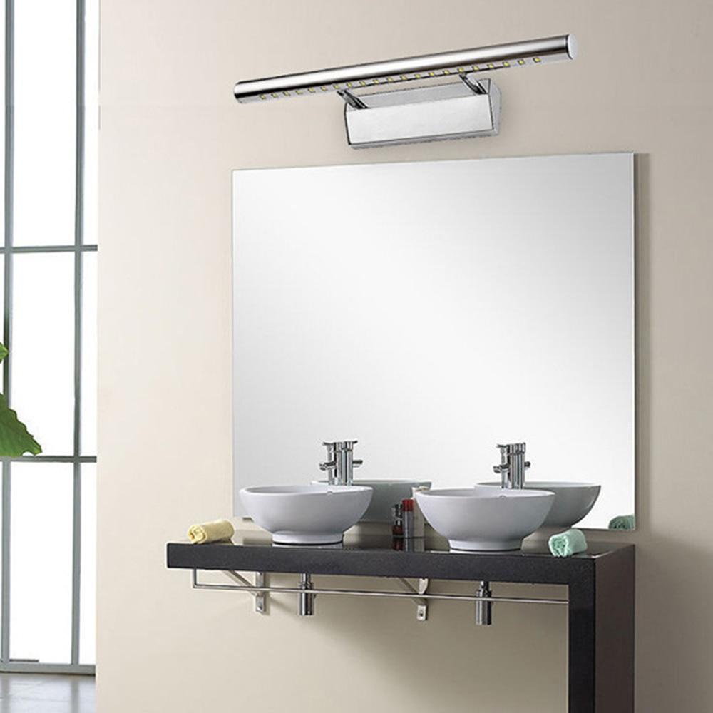 Bathroom Wall Mirror With Led Lights: Led Mirror Light Wall Front Lamps Bathroom Light 1W 3W 5W