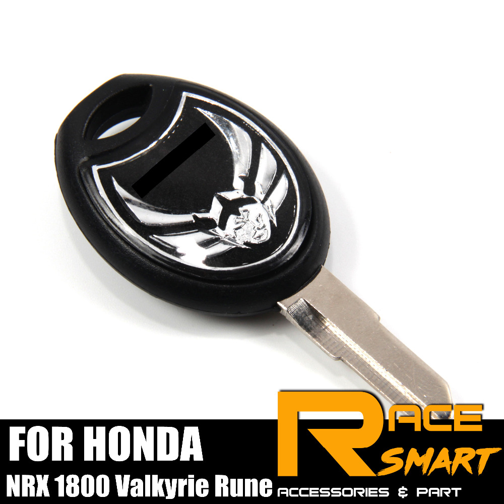 Motorcycle Uncut Blank Key For HONDA NRX 1800 Valkyrie Rune Blade Keys NRX-1800 NRXX1800