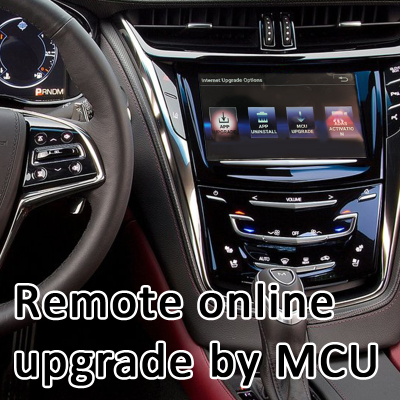 Plug&Play Android 6 0 Navigation Video Interface for 2014-2018 Envision  Enclave Regal etc with waze, Google online map GPS