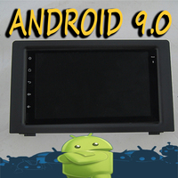 Android 9,0 радио магнитофон 8 ядерный автомобильный мультимидийный навигатор навигационное оборудование для SAAB 9 3 Полный сенсорный экран видео