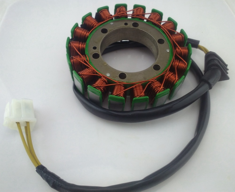 Copper wire Motorcycle Magneto Engine Stator coil Generator Charging ...
