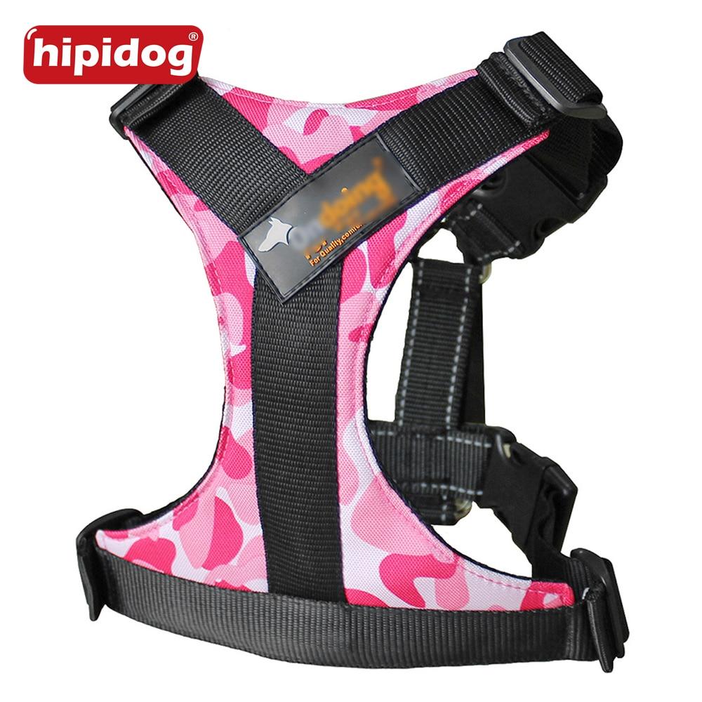 Hipidog Soft Padded Justerbar Hållbar Utomhus Hund Valp Nylon Mesh - Produkter för djur - Foto 4