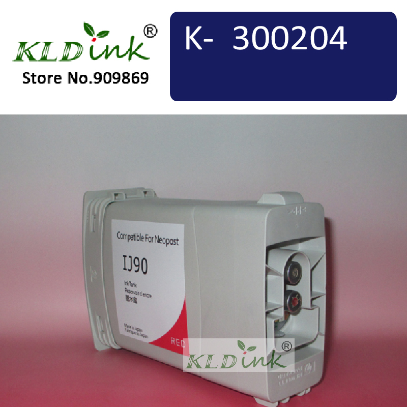300204, NEO300204 Postage meter ink for Neopost  IJ90 & IJ110 Franking machines 7210585j franking ink compatible with neopost is420 is440 franking machines