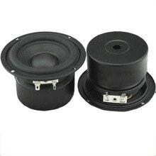 """4 """"calowy 4ohm 6ohm 8ohm 30W Hifi Audio głośnik niskotonowy Subwoofer Bass Horn głośnik trąbka DSCS 3.5 01A"""