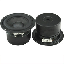 "4 ""polegadas 4ohm 6ohm 8ohm 30 w alto falante de áudio alta fidelidade woofer subwoofer baixo chifre alto falante trompete DSCS 3.5 01A"