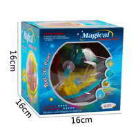 118 Steps 3D Puzzle Ball Magic Intellect Ball Educational Toys Puzzle Balance IQ Logic Ability Game