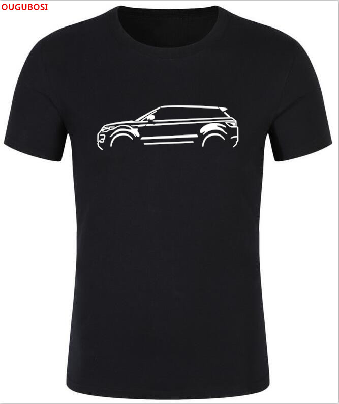 2018 FREE SHIPPING Details about RANGE ROVER EVOQUE LAND ROVER INSPIRED CAR T-SHIRT