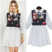 New 2014 Spring Summer Fashion Women S Dresses Round Neck Sleeveless Slim Dress Women Free Shipping