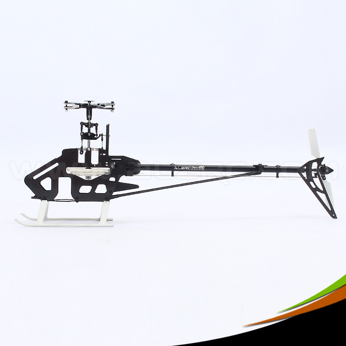 ALZRC - Devil 450 Pro  FBL KIT - Black (Without Canopy & Blade)ALZRC - Devil 450 Pro  FBL KIT - Black (Without Canopy & Blade)
