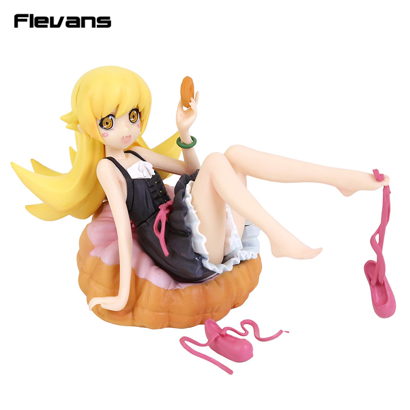 Bakemonogatari Oshino Shinobu Private 1/8 Scale Pre-painted Figure Collectible Model Toy 12cm oshino shinobu anime bakemonogatari 19cm 7 pvc figure new in box