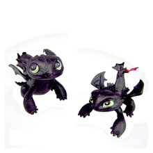 Dragon Master 2 How To Train Your Dragon 2 Action Figures Night Fury Toothless figurines kids toys toothless dragon toys