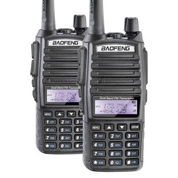 Original 5W Baofeng UV-82 Walkie Talkie 128 Channels Dual Band Two Way Radio VHF UHF BAOFENG UV-82 100% original uv b6 dual band vhf uhf 5w 99 channels two way radio baofeng portable uv b6