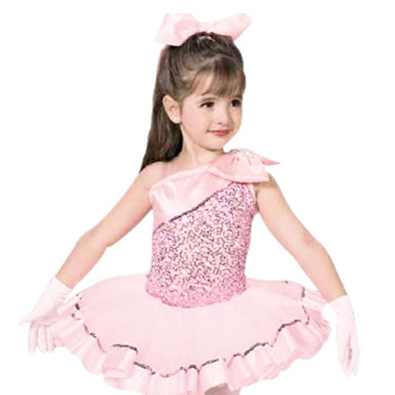 eadd46742 Pink Dance Costumes for Girls Child Costume Female Ballet Dress ...