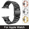 For Apple Watch Bands Correa 42mm Milanese Loop Strap Link Bracelet Stainless Steel For Apple IWatch