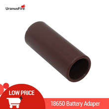18650 to 26650 Battery Converter Case Sleeve 18650 Adapter Plastic Cover Durable for 26650