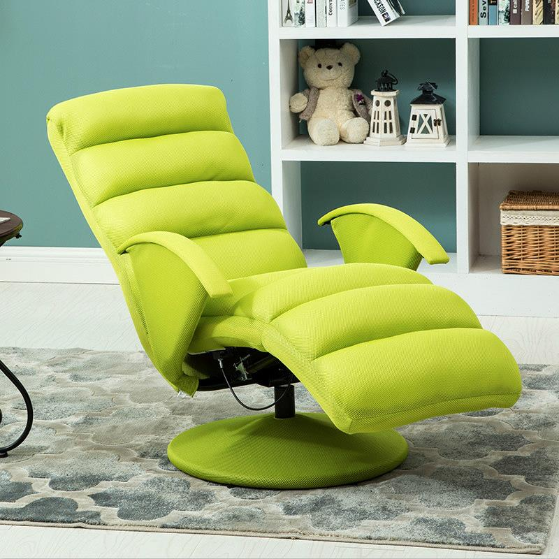 Comfortable lounge chair can be lazy nap TV chair Manicure beauty chair  chair living room furniture computer experience-in Living Room Chairs from  Furniture ...