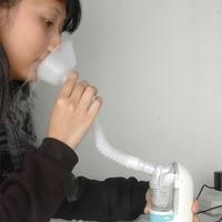 Mini Asthma Atomizer Inhaler Nebulizer Meetcare Medical Handheld Health Care portable Inhaler Nebulize Children Care Ultrasonic