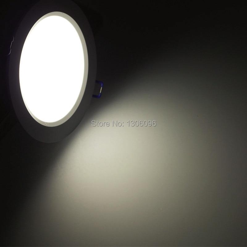 LED világító lámpa AC85-265 7W / 9W / 12W / 15W / 18W / 24W led - LED Világítás - Fénykép 6