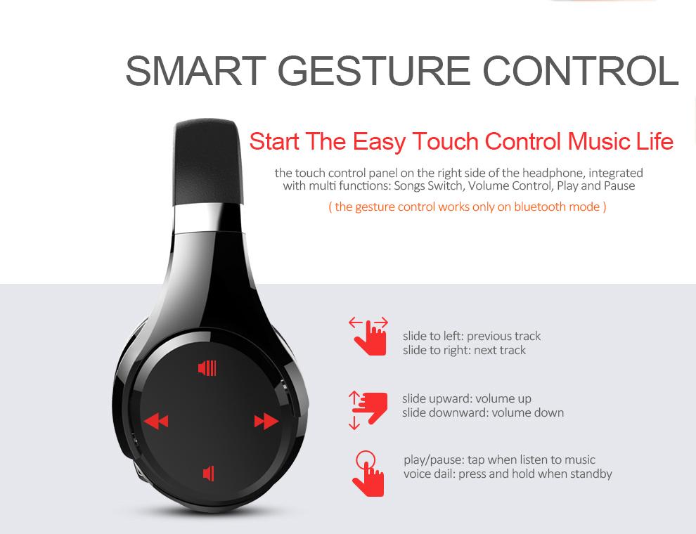 B21 Super Bass Wireless Bluetooth Headphone Stereo Touch