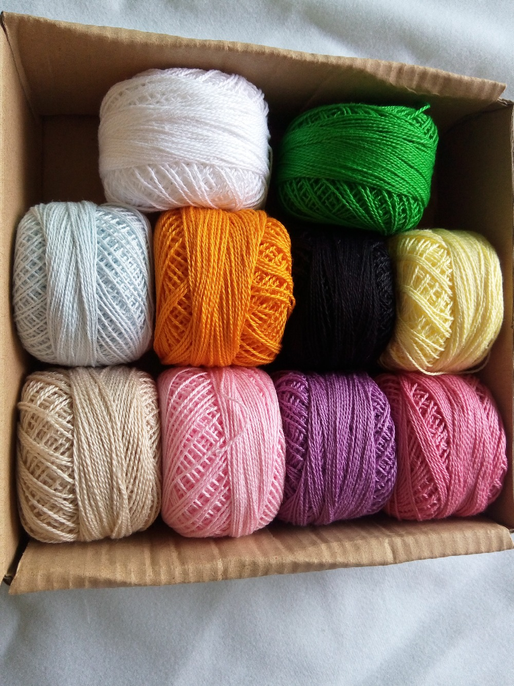 Dark Violet Embroidery 10 gm Cross Stitch 6 Strand Ply Cotton Thread Yarn