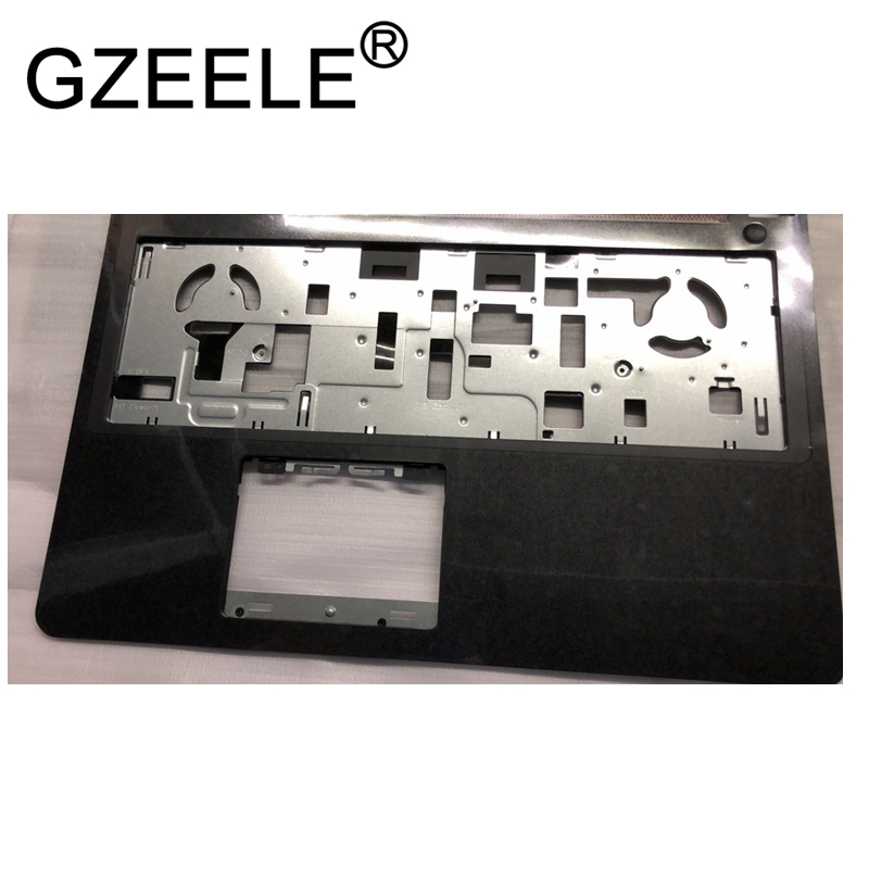 GZEELE New cover for DELL inspiron 15 7000 7557 7559 Laptop Upper Palmrest Case Keyboard bezel NON-TOUCH
