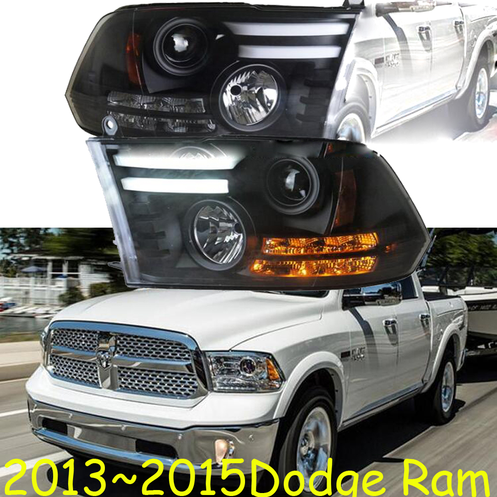 HID,2013~2015,Car Styling for Ram Headlight,Atos,caliber,ram,viper,ramcharger,sprinter,W150,Ram head lamp viper storm vii 150
