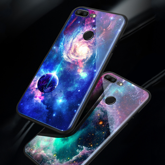 size 40 9761a 4219b US $3.86 14% OFF|Aliexpress.com : Buy Phone Case for Huawei Honor 9 Lite  Case Mate 9 Cases Starry Sky Patterned Phone Accessories from Reliable  Phone ...