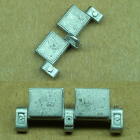 Assembly model Chinese ZBD 04 tank model at 1:35 metal crawler Toys parts