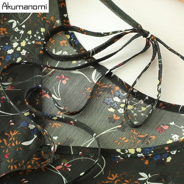Robe dété en mousseline de soie femmes vêtements à lacets o-cou manches courtes ceintures irrégulière ourlet robe grande taille 5XL 4XL 3XL 2XL XL L M nouveau