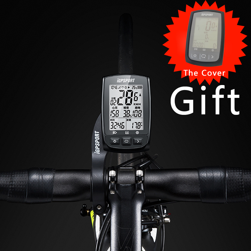 iGPSPORT Best Competitive gps cycle computer iGS50E IPX6 waterproof Quick start GPS riding computer iGS bike