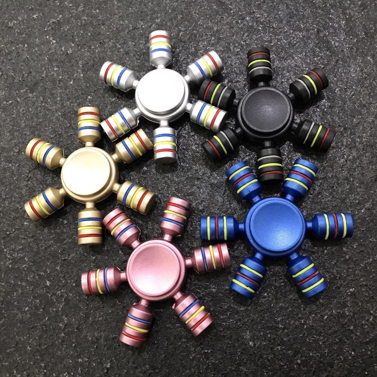 LOZ Fidget Spinner Finger Spinner Hand Spinner Spiner Toys