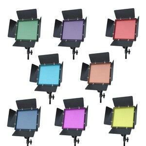 Image 4 - Uniwersalny zestaw 30x30 cm z 8 przezroczystym filtrem żelowym do korekcji kolorów na akcesoria do studia fotograficznego