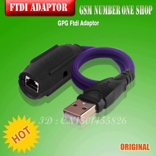 Envío Libre + 100 originales GPG FTDI Cable Adaptador (adaptador ftdi) (gpg ftdi) FIDI Adaptador