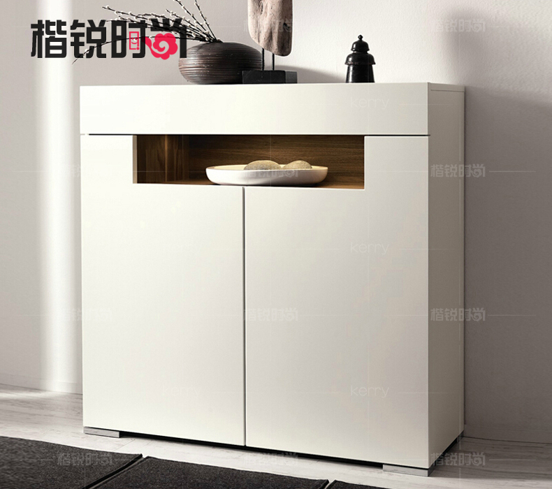 Kai Rui Stylish Furniture Minimalist Modern Sideboard Storage Shoe Cupboard Meal Wine Corner Cabinet Cb006 In Sideboards From On