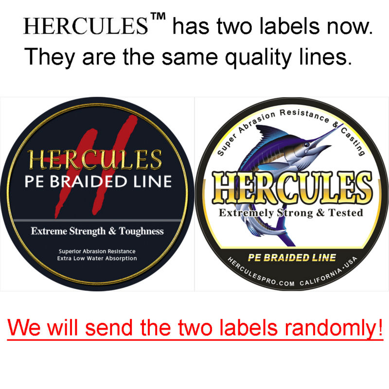Hercules tow labels
