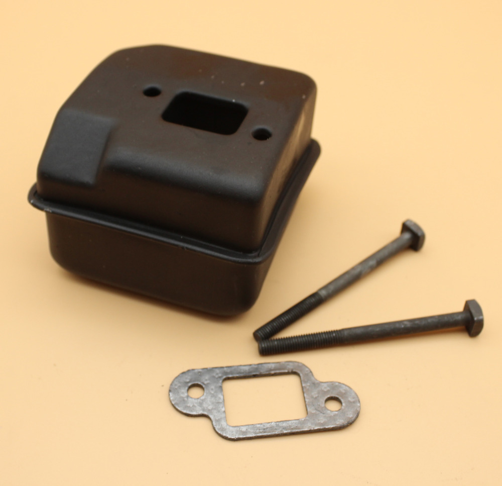 Muffler Exhaust Silencer Bolt Kit For STIHL MS180 MS170 MS 180 170 018 017 Chainsaw 11301400600