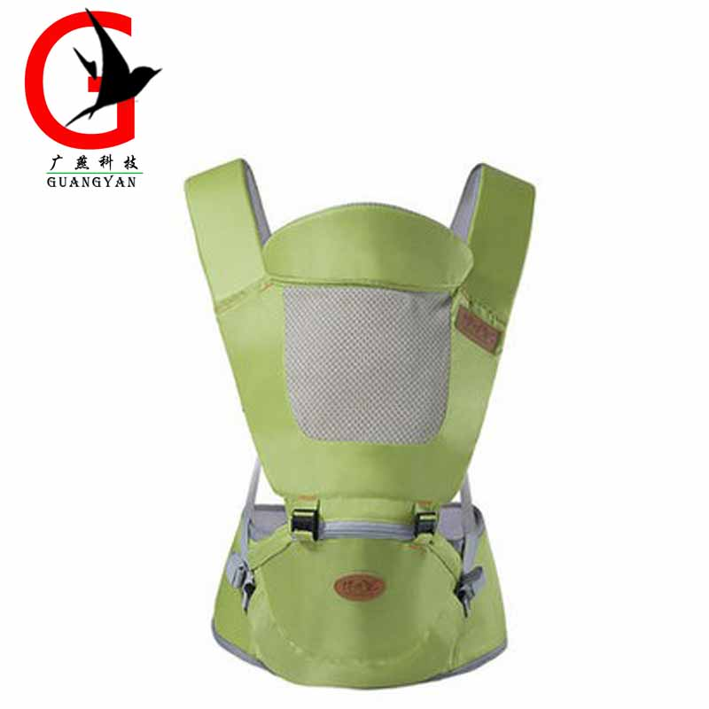Breathable Ergonomic Baby Carrier Baby Hipseat Infant Kangaroo Baby Hip Seat Baby Backpack Bbl1621 in Backpacks Carriers from Mother Kids