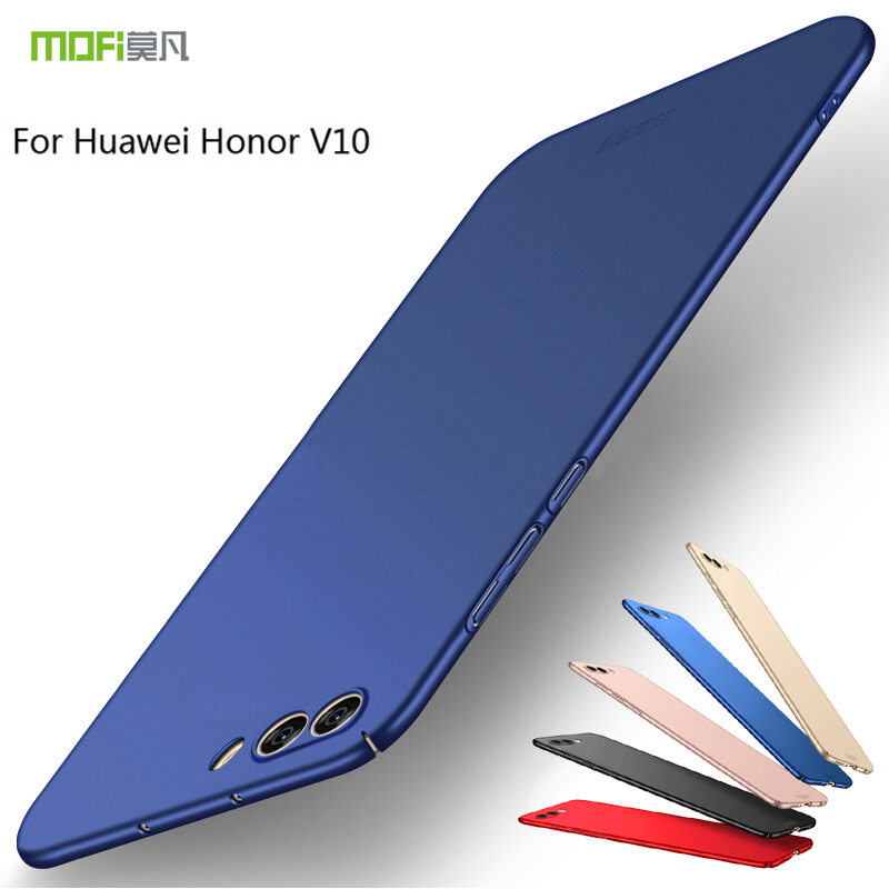For Huawei honor v10 Cell Phone Case Cover MOFI Fitted Cases PC Hard Case For Huawei honor v10 Cover Ultra thin image