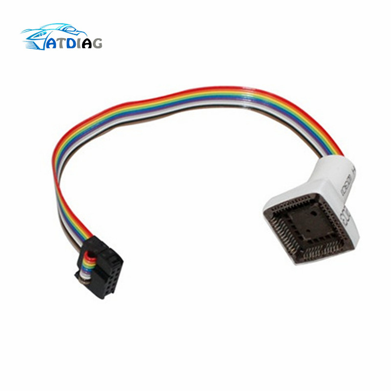 AK90 cables Key Programmer Adapter 10 Pin Cable Set Works together with AK90 key programmer