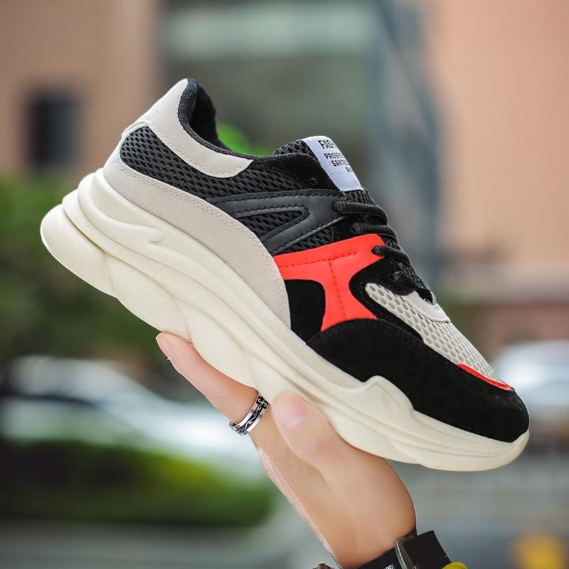 2019 Shoes Ondas Maré De Dos Primavera Malha Nx034 Respirável Homens nx034 Sapatos Novos Atacado Turísticas Sports Lazer pTFfWcwqdc