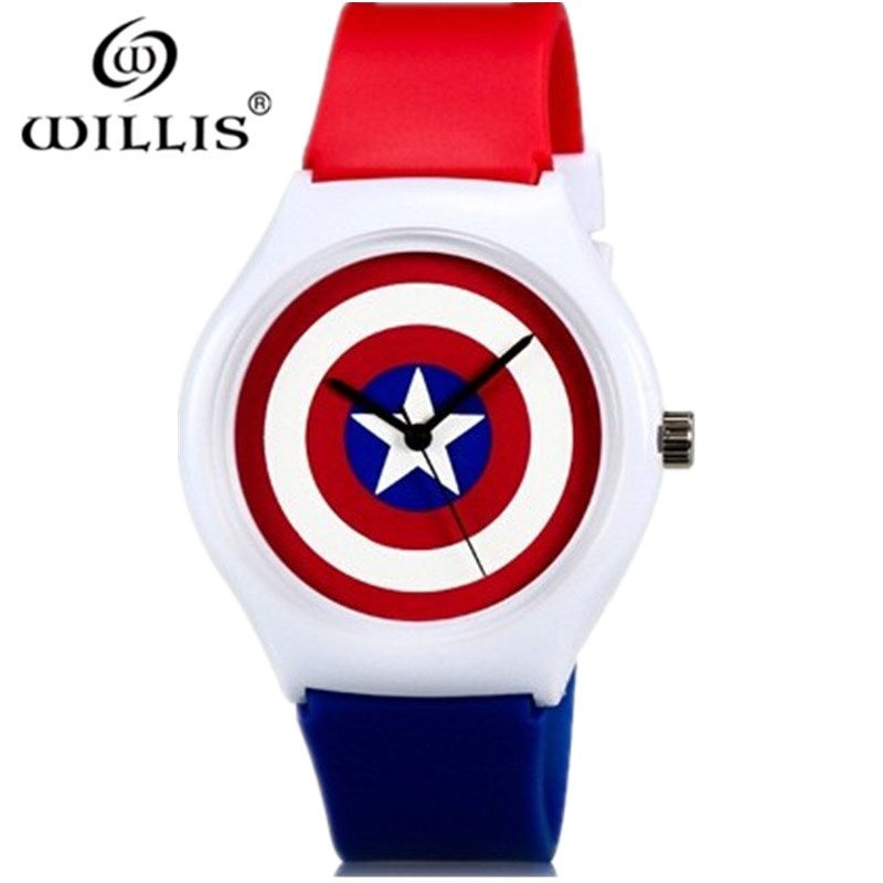 WILLIS Sports Watches Men Design Electronic Kids Watches Boys Top Brand Man Watches Waterproof Quartz Clock Bracelet Wristwatch
