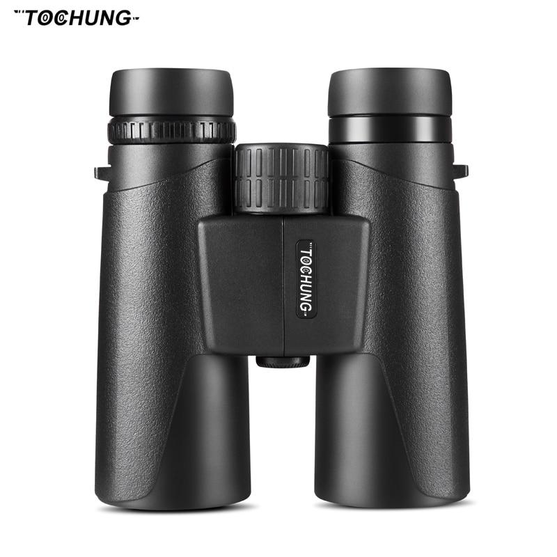 TOCHUNG binoculars 10x42 professional waterproof binoculars, long distance binoculars for hunting scope for adults optical instrument