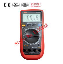 UNI-T UT151G High Reliability Handheld Digital Multimeter Professional Electrical Handheld Tester  LCR Meter Ammeter Multitester